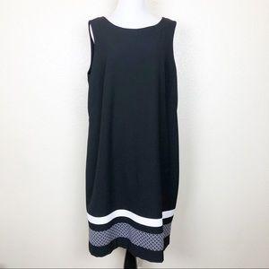 White House Black Market Sheath Dress, Size 16
